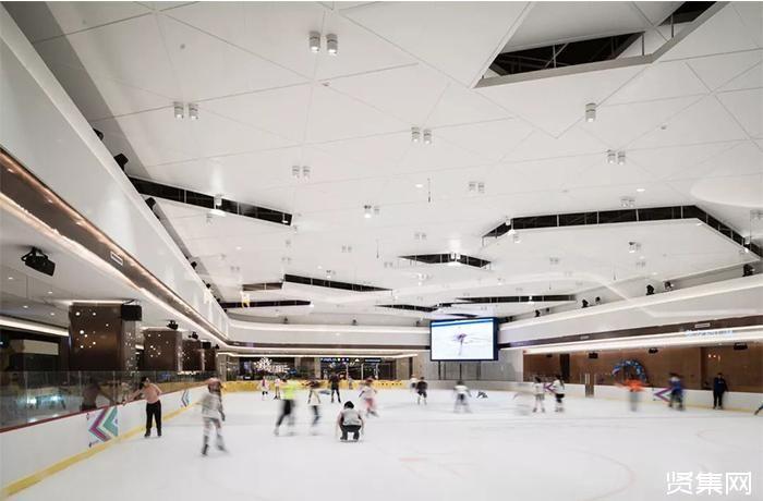 斯派克光电LED筒灯点亮苏州奥林匹克体育中心花边机